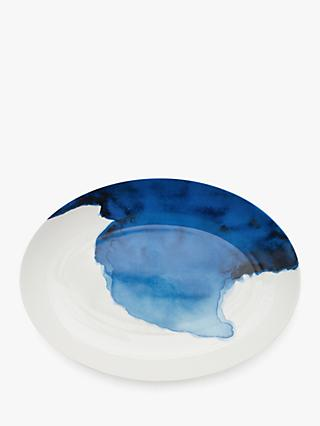 Rick Stein Coves of Cornwall Harlyn Bay Oval Platter, Small