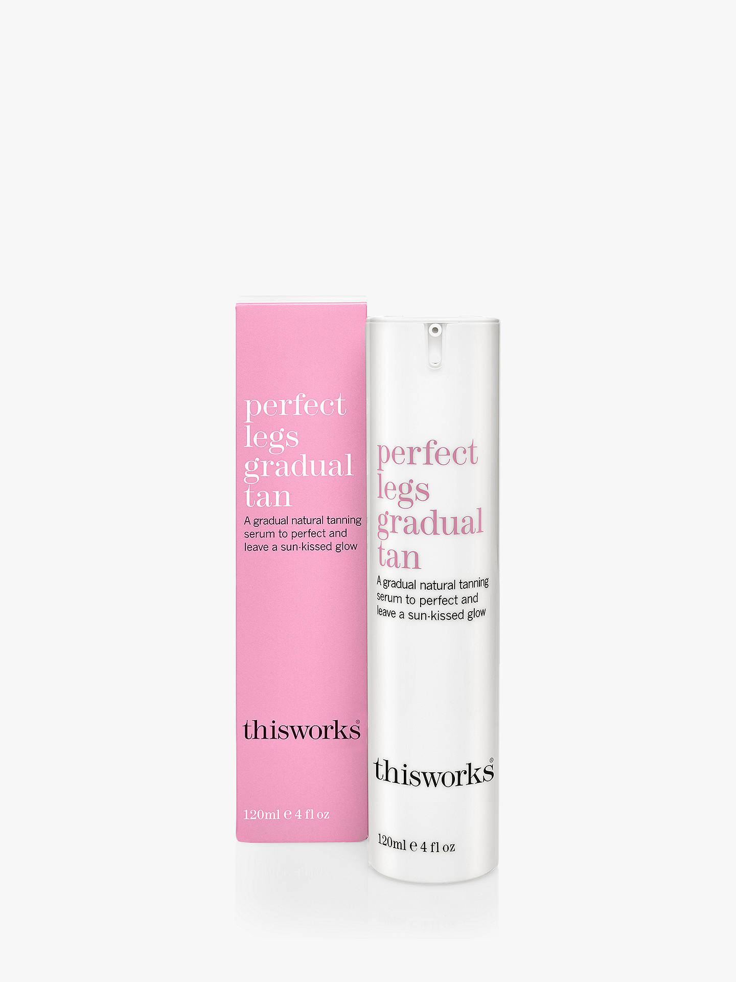 BuyThis Works Perfect Legs Gradual Tan, 120ml Online at johnlewis.com
