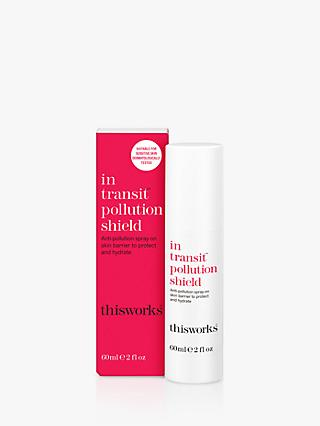 This Works In Transit Pollution Shield, 60ml