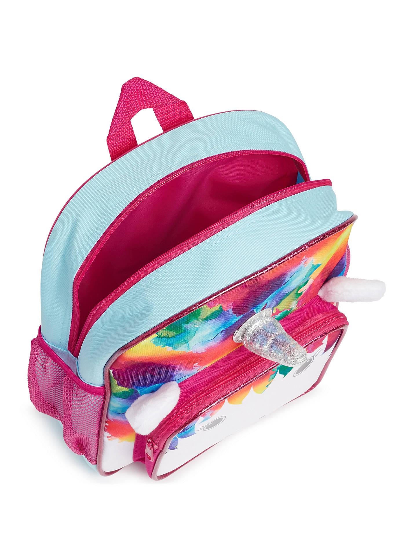 ... BuyJohn Lewis   Partners Unicorn Children s Backpack f09f01eb36926