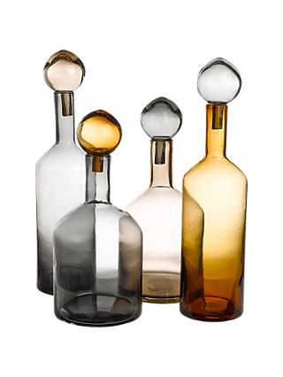 Pols Potten Bubbles & Bottles, Set of 4
