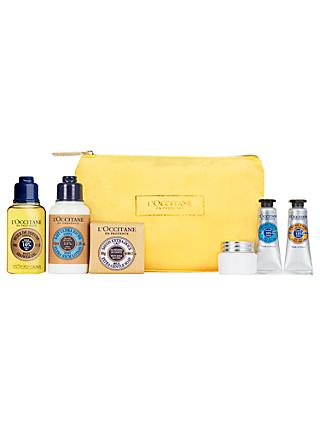 L'Occitane Shea Butter Collection Bodycare Gift Set