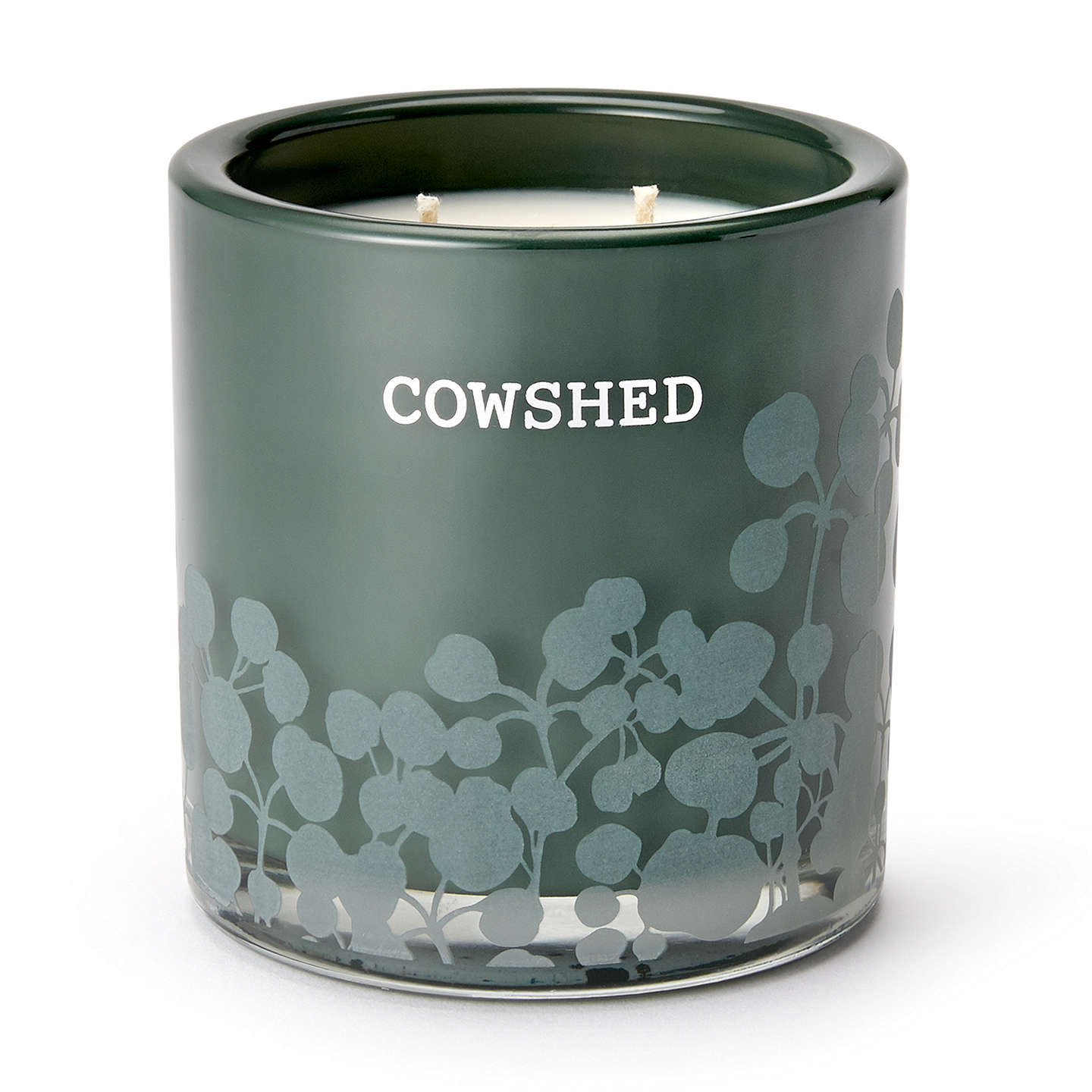 Buy Cowshed Limited Edition 20th Anniversary Double Wick Candle , 400g Online at johnlewis.com