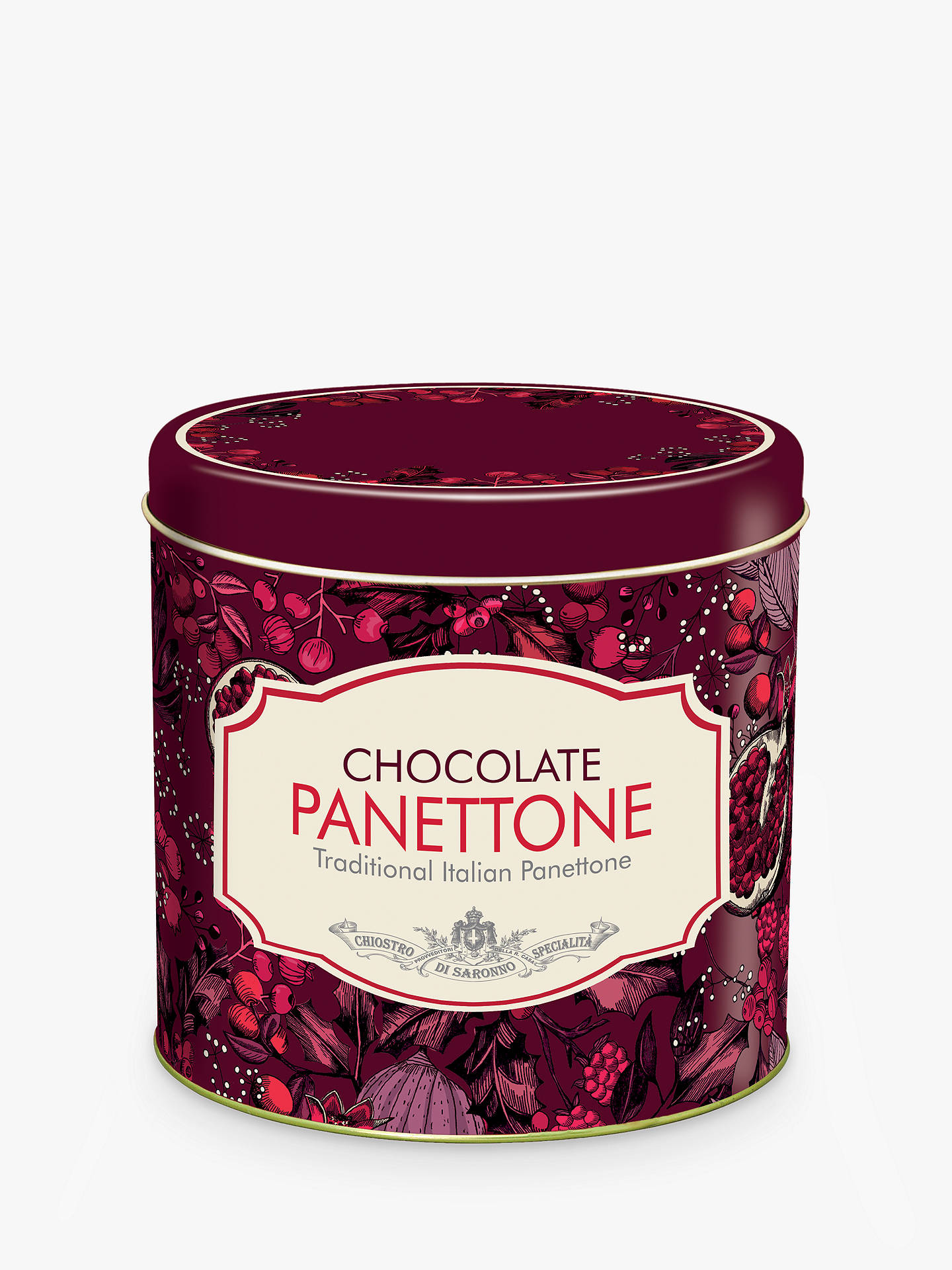 Lazzaroni Chocolate Chip Panettone 750g