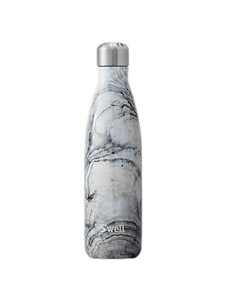 S'well Sandstone Vacuum Insulated Drinks Bottle, Grey/Multi, 500ml