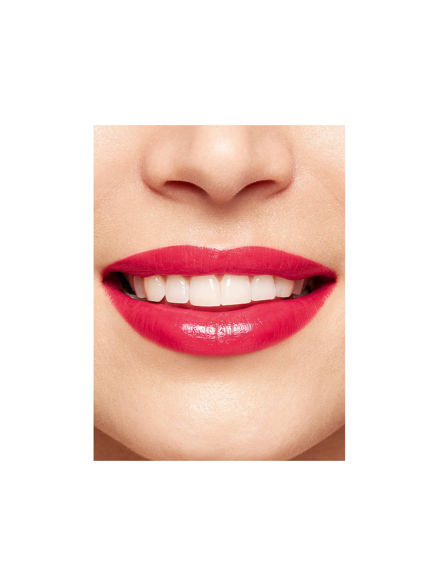 BuyClarins Joli Rouge Brillant Lipstick, 760S Pink Cranberry Online at johnlewis.com