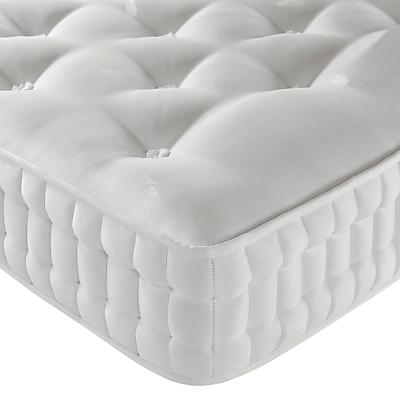 John Lewis & Partners Natural Collection Hemp 4000 Comfort Support, Super King Size, Medium Tension Pocket Spring Mattress
