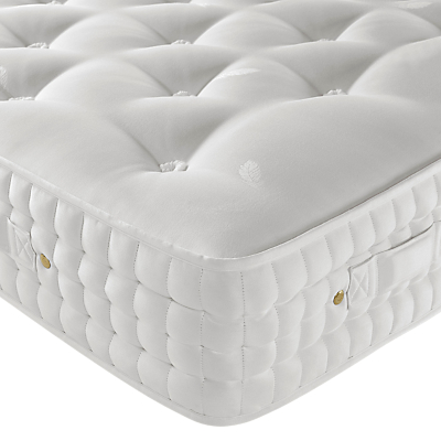 John Lewis & Partners Natural Collection Swaledale Wool 9000 Ortho Support, Super King Size, Firm Tension Pocket Spring Mattress