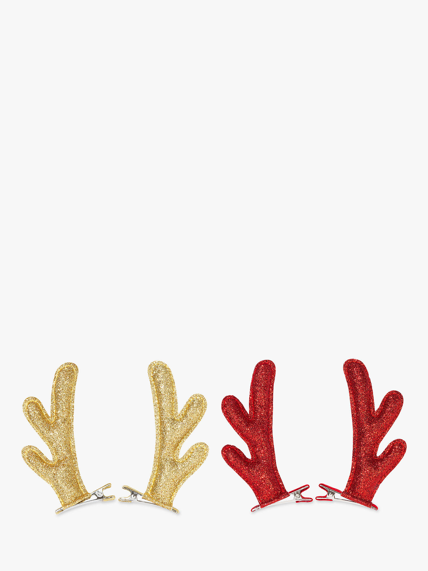 BuyTalking Tables Christmas Antlers Online at johnlewis.com