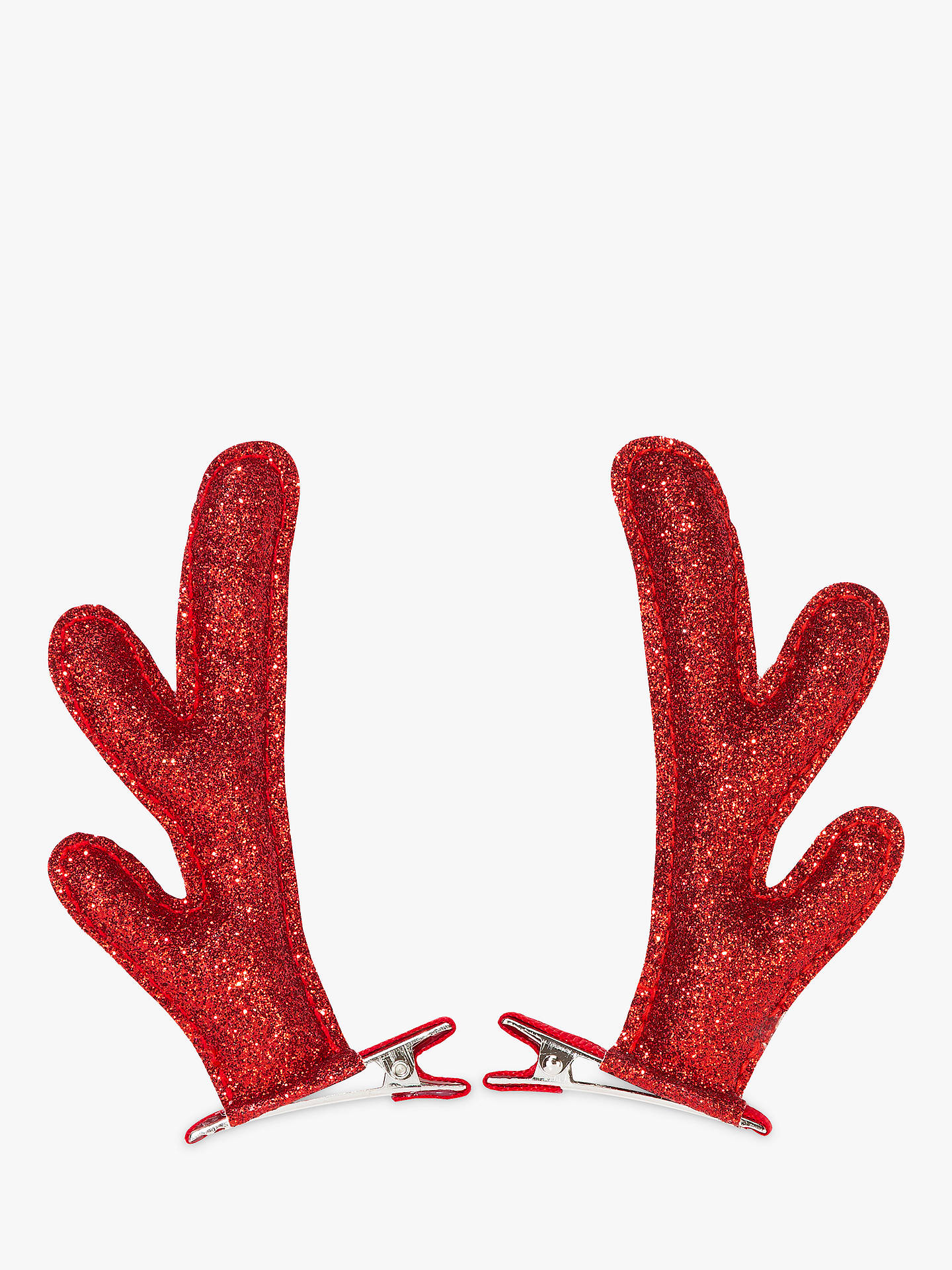 BuyTalking Tables Christmas Antlers Online at johnlewis.com .