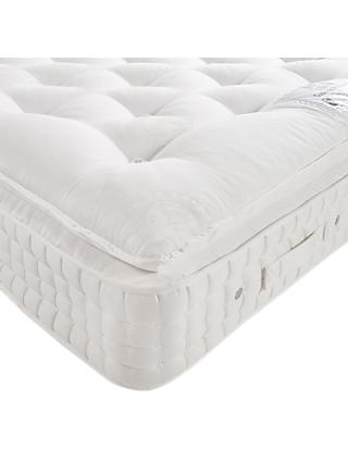 Hypnos Sublime Pillowtop Pocket Spring Mattress, Medium Tension, Single
