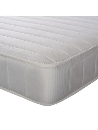 John Lewis & Partners Essentials Collection Pocket 1000 Luxury, Medium Tension, Pocket Spring Mattress, Small Double