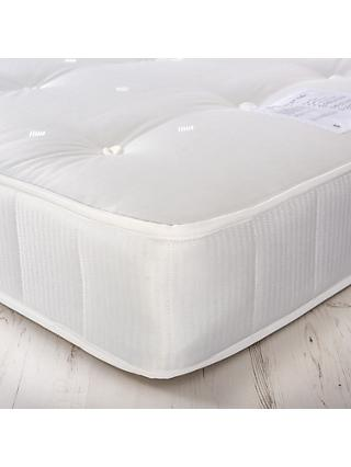 ANYDAY John Lewis & Partners Added Comfort Open Spring Mattress, Medium Tension, Small Double