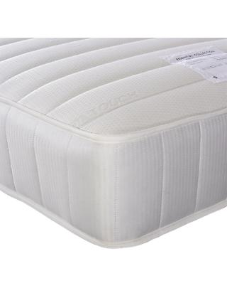 John Lewis & Partners Essentials Collection Pocket 1000 Luxury, Medium Tension, Pocket Spring Turnable Mattress, Small Double