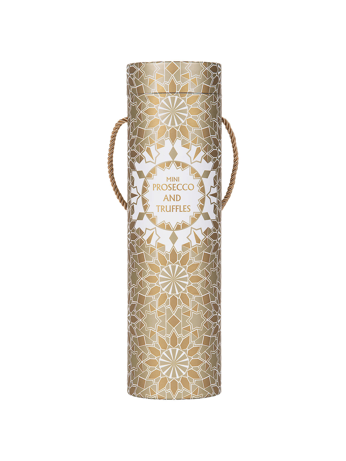 BuyProsecco and Truffles Mini Tube, 20cl / 100g Online at johnlewis.com