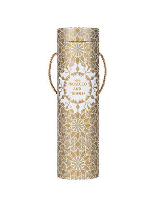 Buy Prosecco and Truffles Mini Tube, 20cl / 100g Online at johnlewis.com