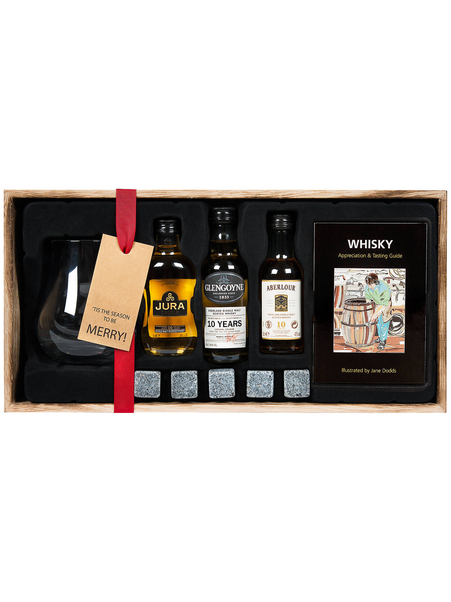 Whisky Tasting Set, 15cl at John Lewis