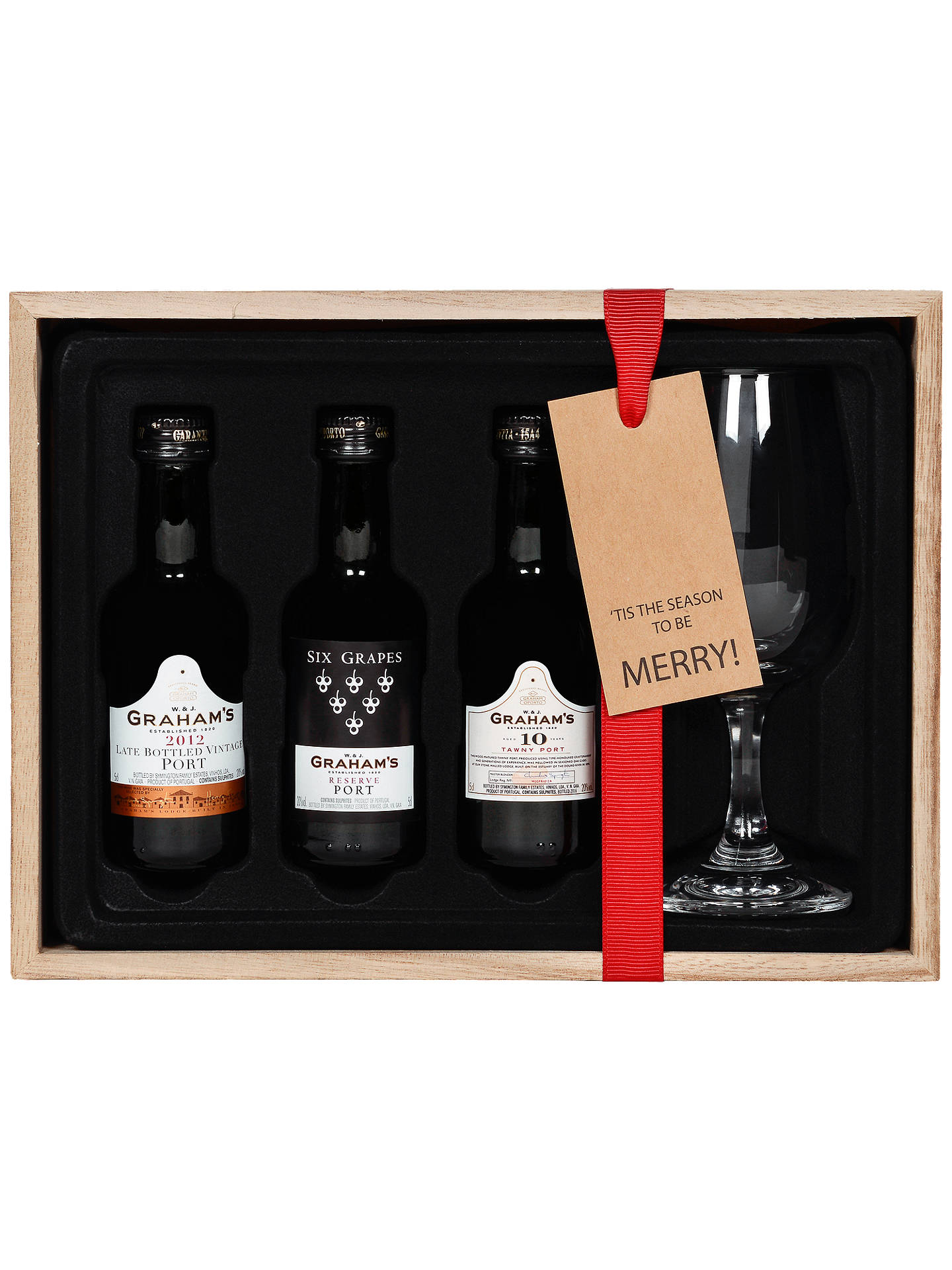 BuyGraham's Port Selection, 15cl Online at johnlewis.com