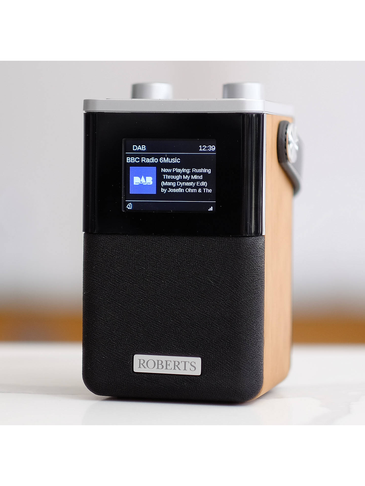 Buy ROBERTS Blutune T2 DAB+/DAB/FM Bluetooth Radio Online at johnlewis.com