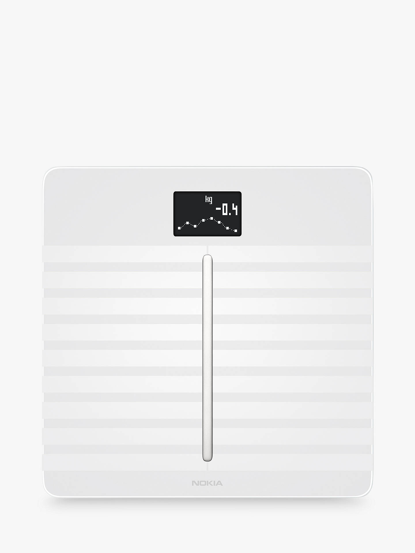 Withings Body Cardio Scale >> Withings / Nokia Body Cardio Wi-Fi Smart Scale with Body Composition and Heart Rate Monitor at ...