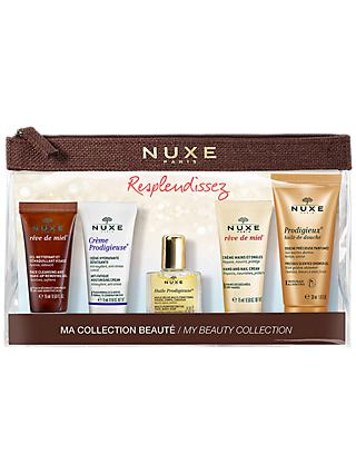 NUXE 'My Beauty Collection' Travel Skincare Gift Set