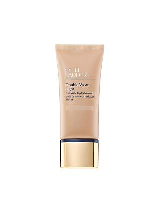 Estée Lauder Double Wear Light Soft Matte Hydra Makeup, SPF 10
