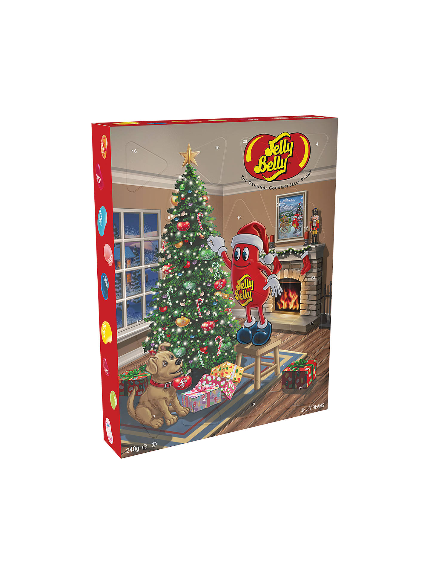 BuyJelly Belly Advent Calendar, 440g Online at johnlewis.com