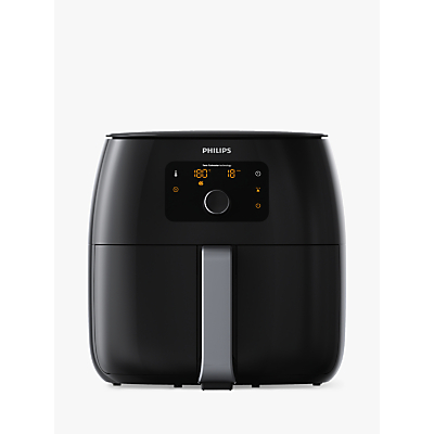 Image of Philips HD9650/99 Avance Collection Airfryer XXL, Black