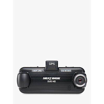 Image of Nextbase Duo HD Dash Cam, 1080p HD, with Wi-Fi & GPS