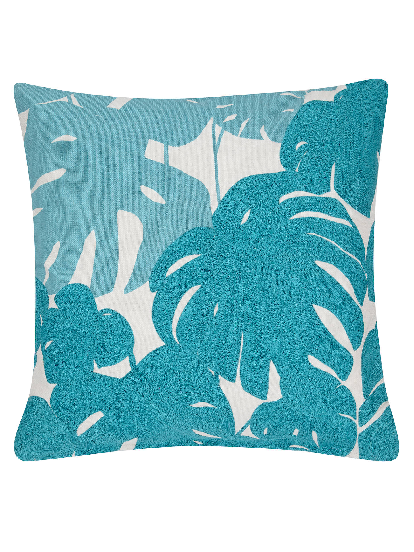 BuyScion Arizona Cushion, Blue Online at johnlewis.com
