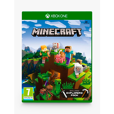 Image of Minecraft, Xbox One