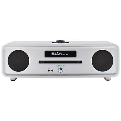 Image of Ruark R4 MK3 DAB/DAB+/FM Radio & CD Bluetooth All-In-One Music System with OLED Display, B Grade