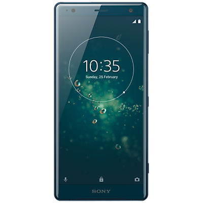 Image of Sony Xperia XZ2 Smartphone, Android, 5.7, 4G LTE, SIM Free, 64GB
