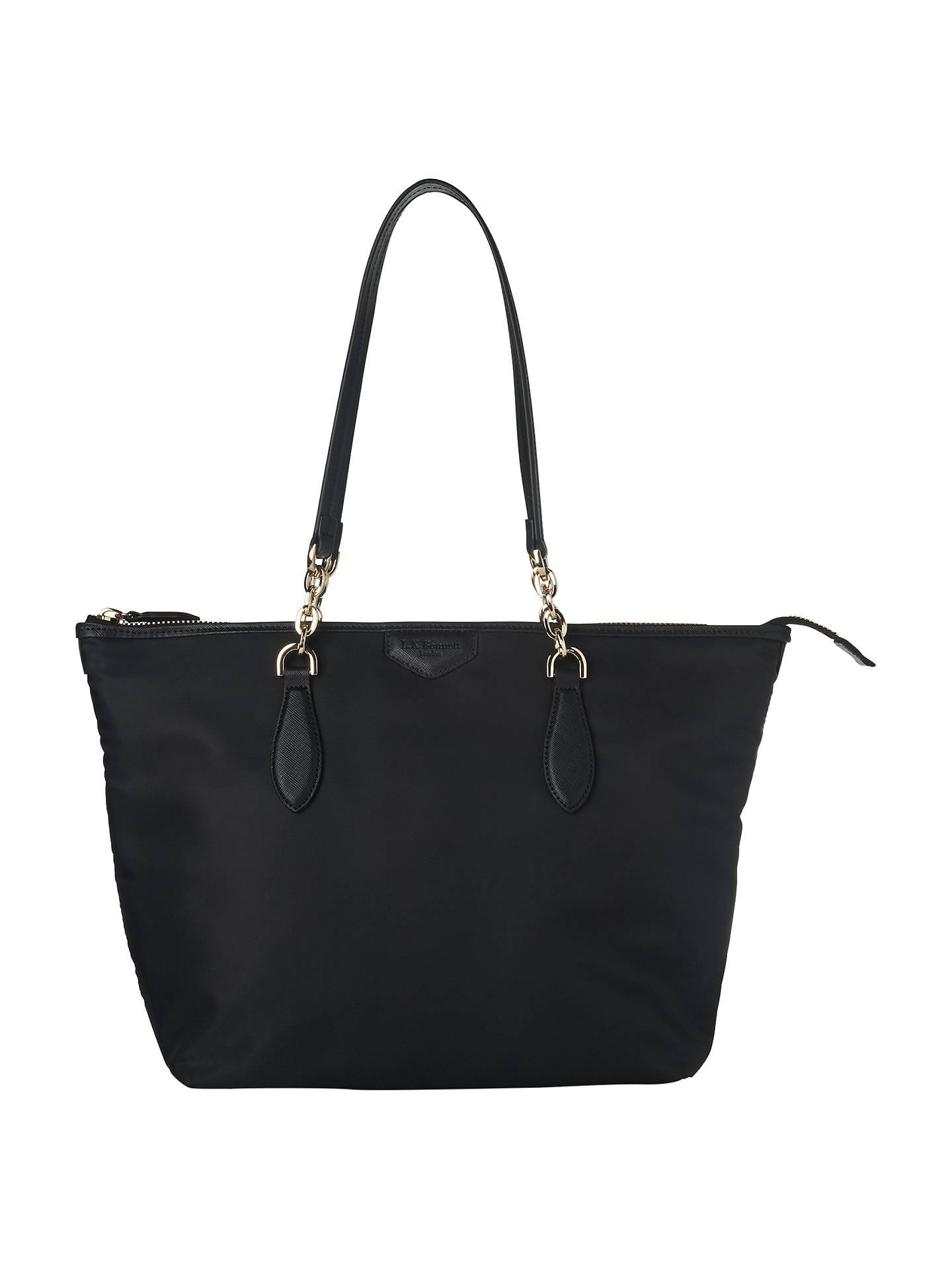 5bc9e2e0b5f Buy L.K.Bennett Brooke Tote Bag, Black Online at johnlewis.com ...
