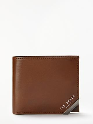 a076226c2d372e Ted Baker Stiltz Corner Detail Leather Coin Wallet