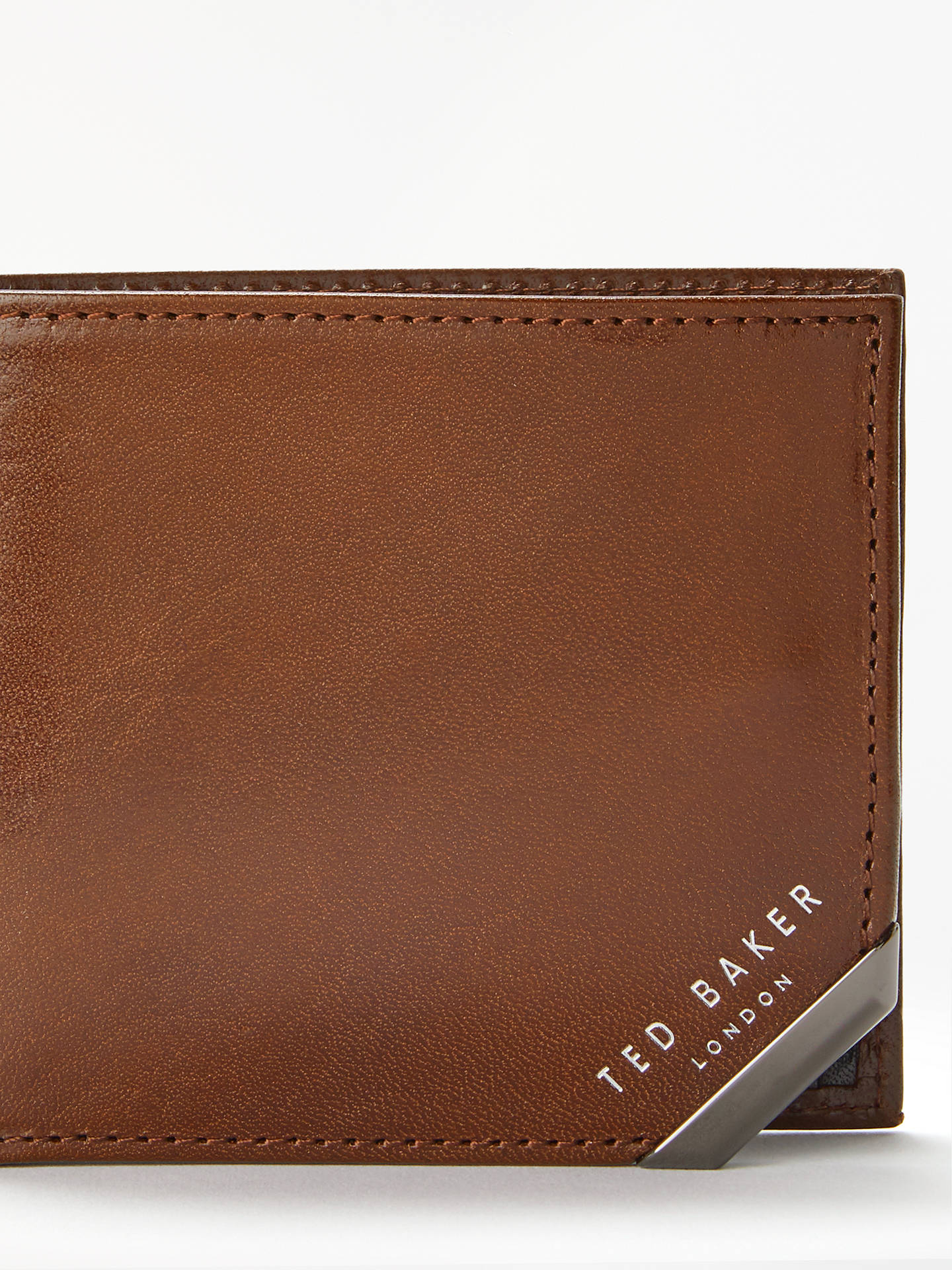 863916c4c67a1e ... Buy Ted Baker Stiltz Corner Detail Leather Coin Wallet