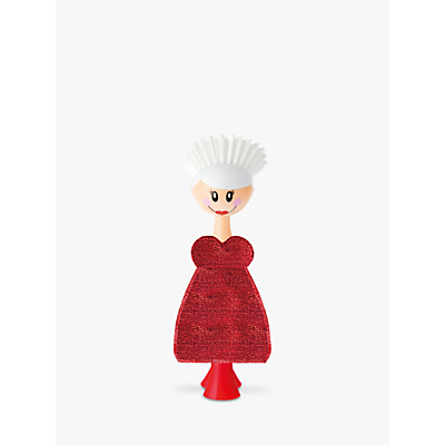 Vigar Mrs Christmas Dish Brush and Sponge