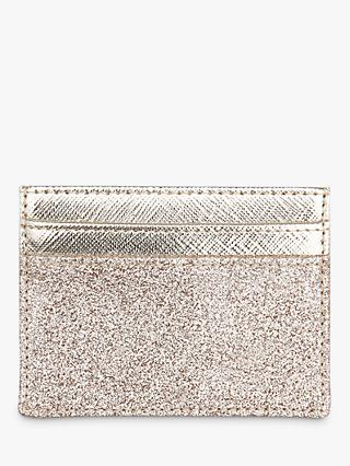 Caroline Gardner Glitter Card Holder