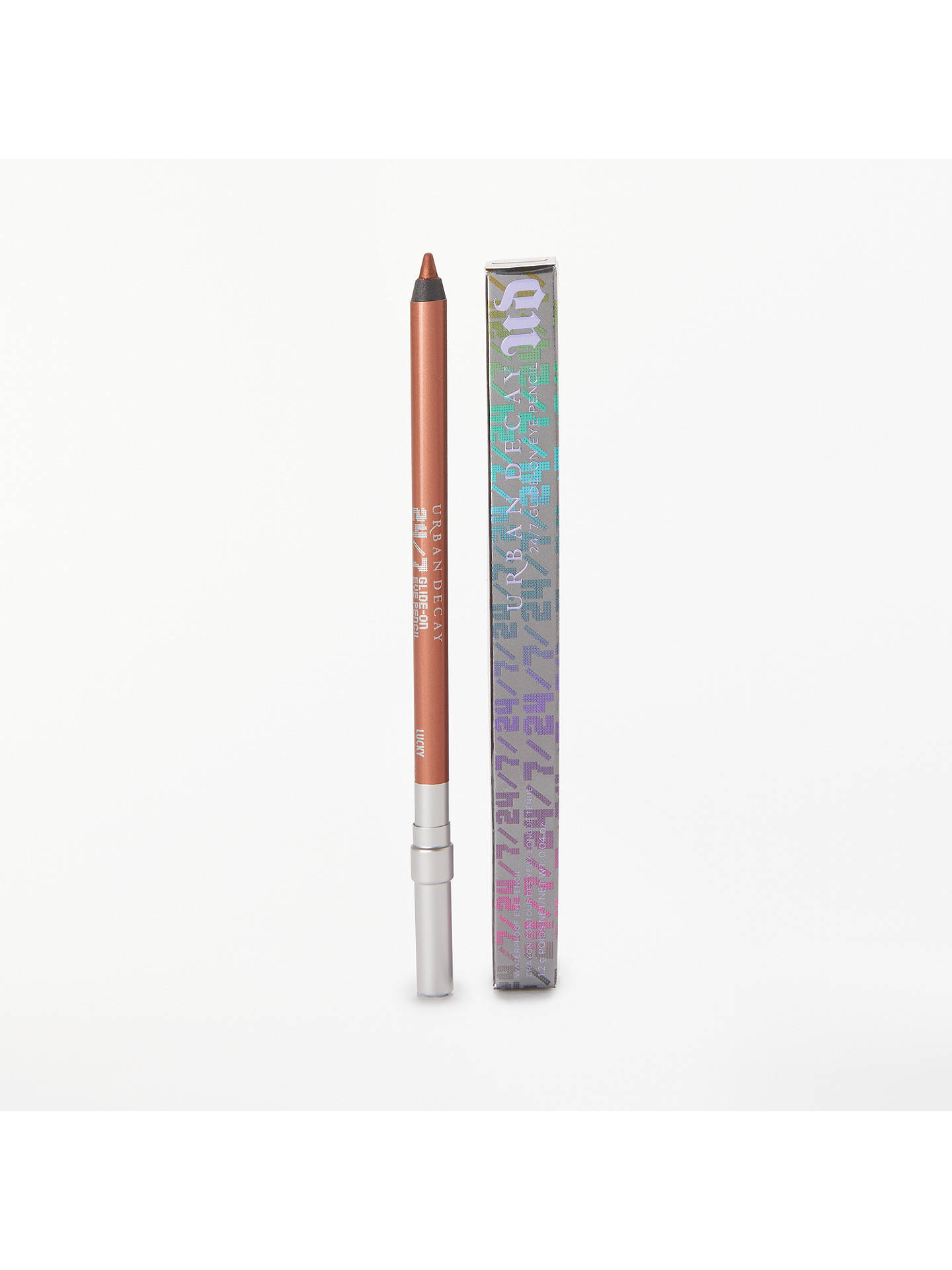 a8a12275f50 Buy Urban Decay 24/7 Glide-On Eye Pencil, Lucky Online at johnlewis ...