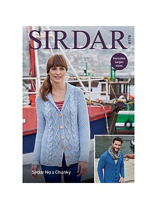 Sirdar Knitting Crochet Patterns John Lewis Partners