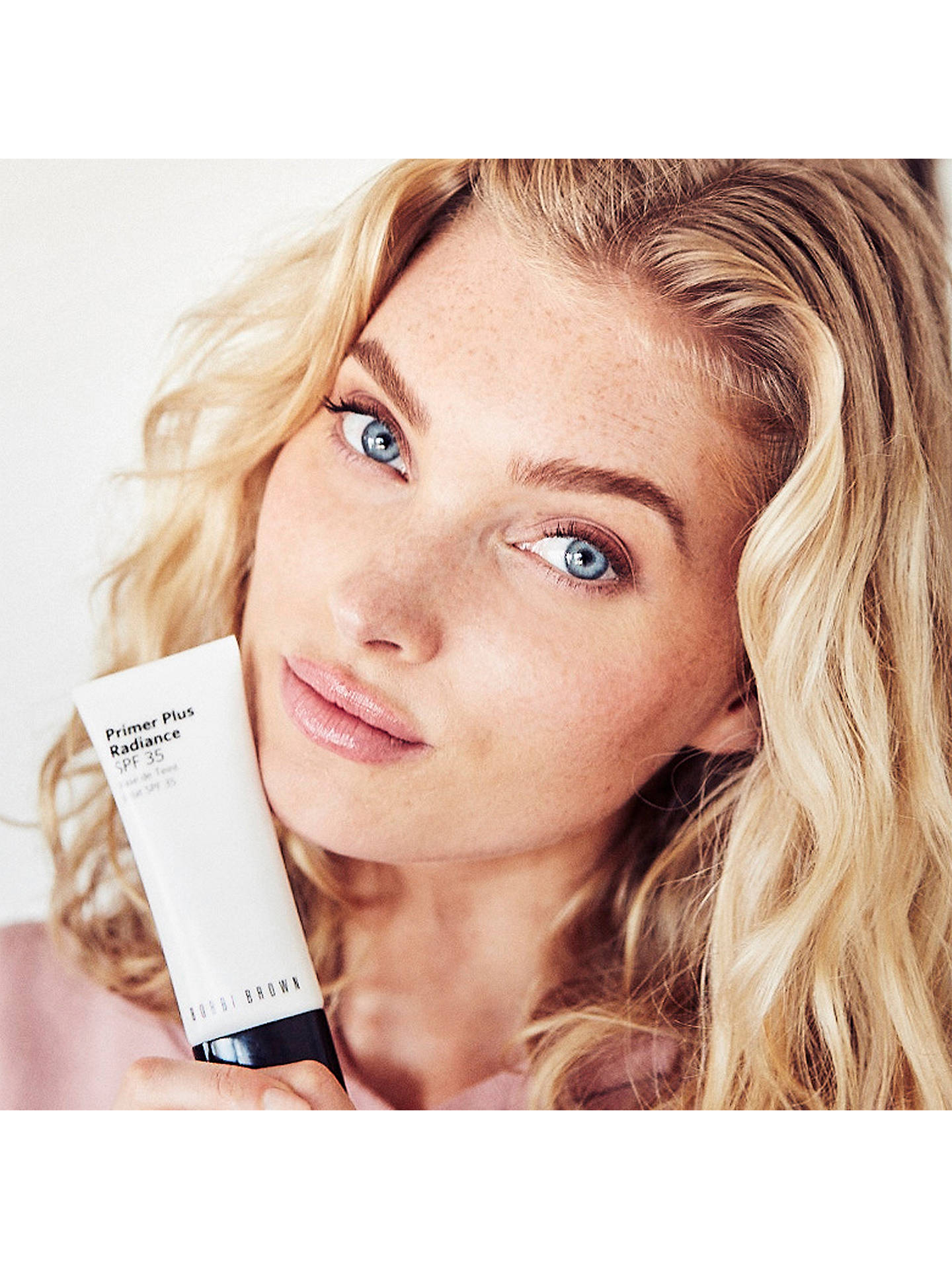 BuyBobbi Brown Primer Plus Radiance SPF 35, 40ml Online at johnlewis.com