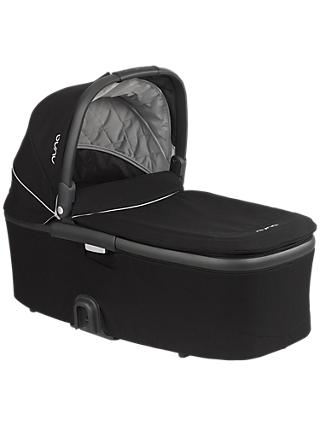 Nuna Demi Grow Carrycot, Caviar