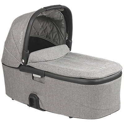 Nuna Demi Grow Carrycot, Frost