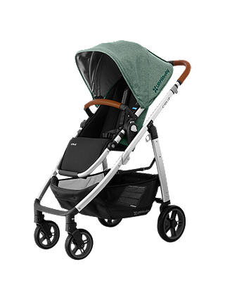 Buy UPPAbaby Cruz Pushchair, Emmett Online at johnlewis.com