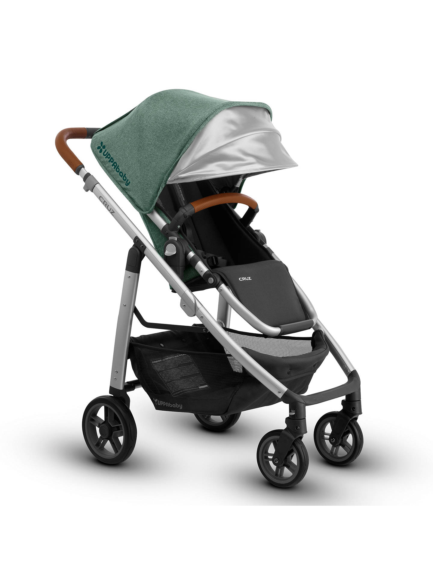 BuyUPPAbaby Cruz Pushchair, Emmett Online at johnlewis.com