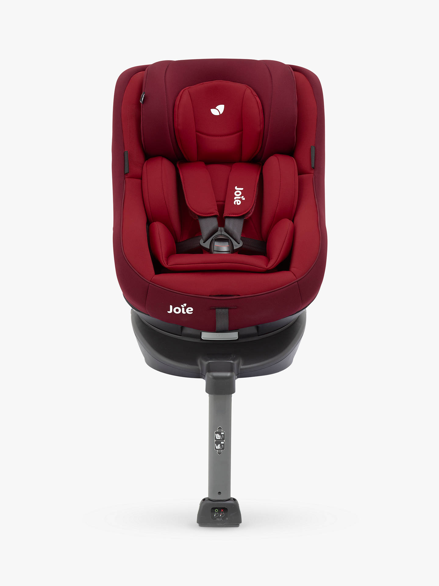 Joie Baby Spin 360 Group 0+/1 Car Seat, Merlot at John ...