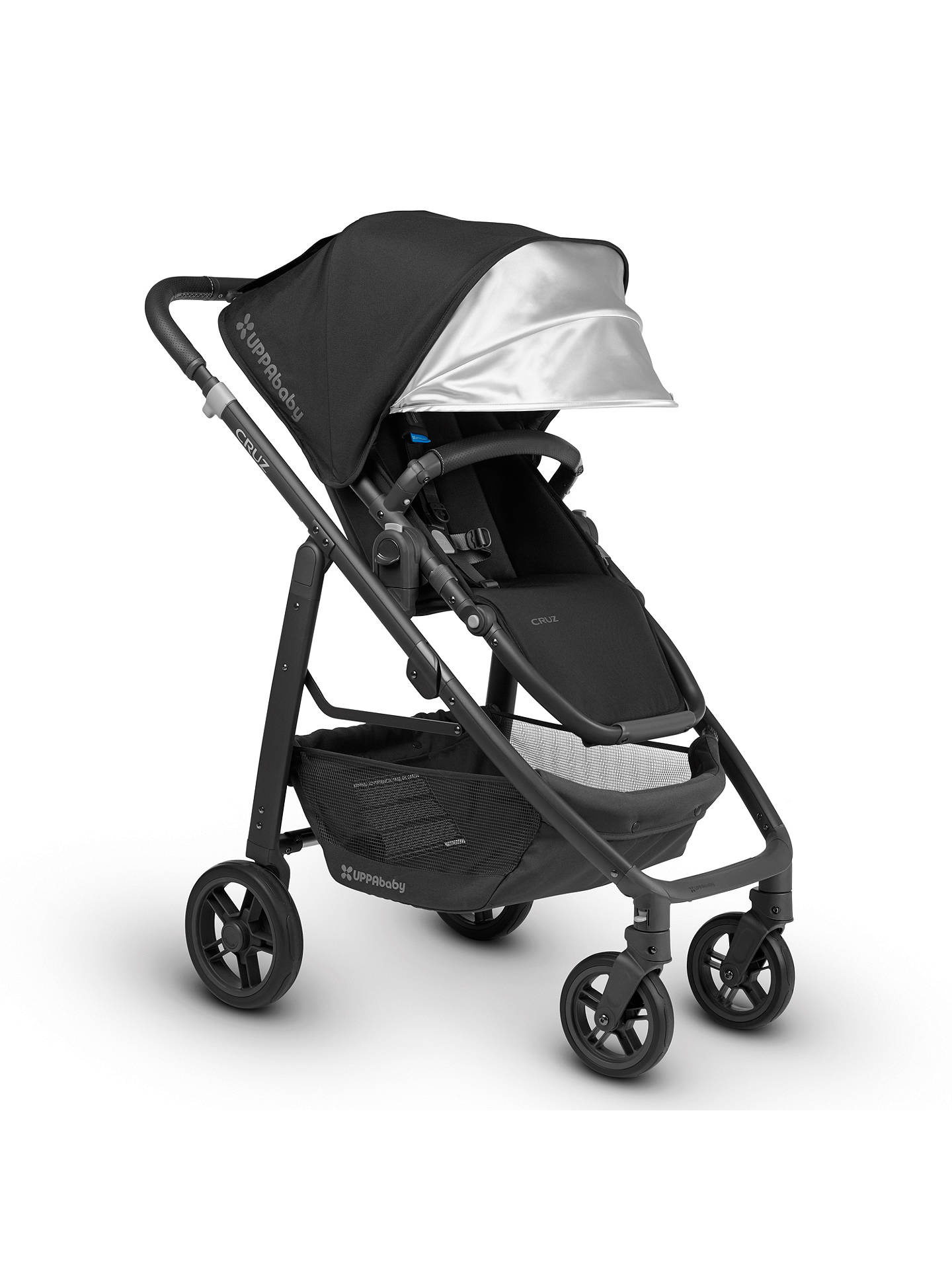 Buy UPPAbaby Cruz Pushchair, Jake Online at johnlewis.com
