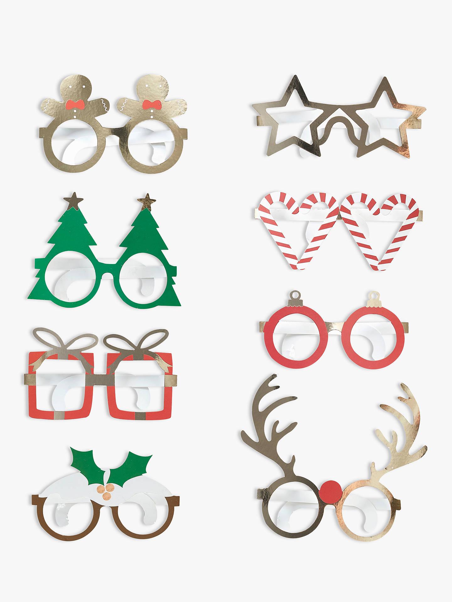 6b48014b14183f Buy Ginger Ray Novelty Fun Paper Glasses