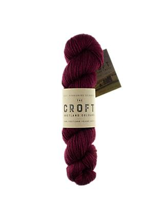 West Yorkshire Spinners The Croft Aran Yarn, 100g
