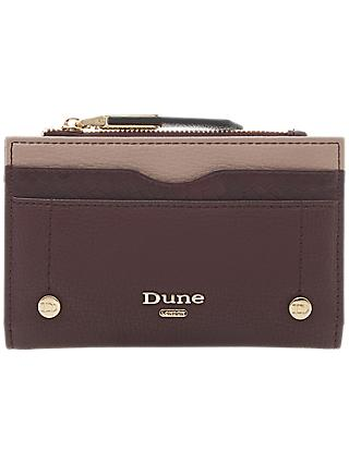 Dune Keannie Small Coin Purse Red